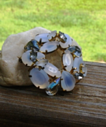 Vintage Wreath brooch - $75.00