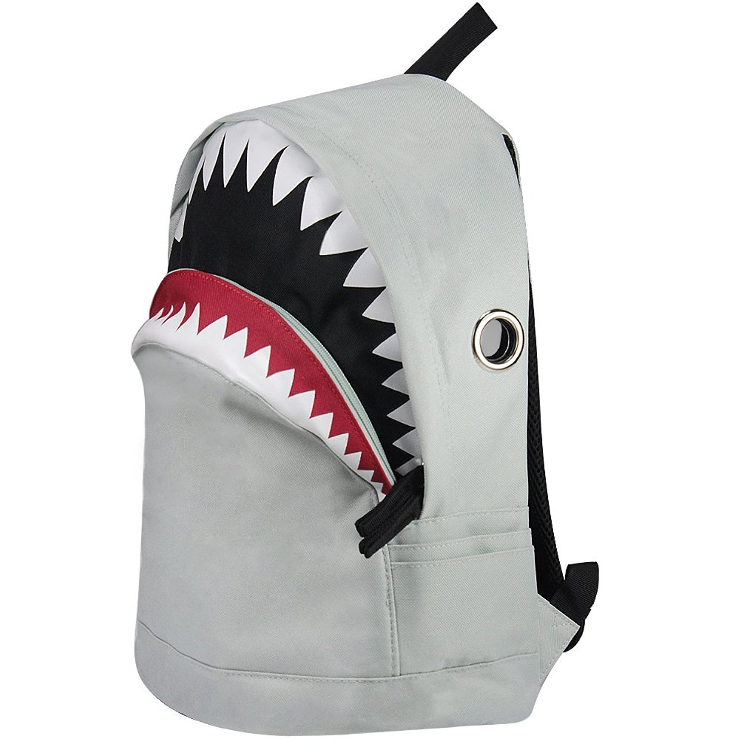 Animal Shark Backpack Children School Bag Boys Girls Bookbag Casual Daypack Teen