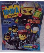 Lego Magazine 2001 Alpha Team - $3.99