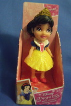 Toys New Disney Princess Mini Toddler Snow White Doll 4 inches - $12.95