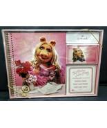 VINTAGE 1980 MISS PIGGY MUPPET ADDRESS BOOK NOTE CARD HOLDER PINK HALLMARK  - $17.81