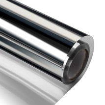 One Way Window Privacy Tint, Anti UV Home Interiors Window Film Removabl... - $138.26
