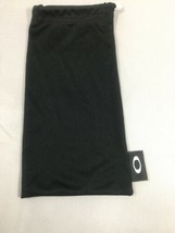Large Solid Black Oakley Micro Fiber Cleaning Storage Pouch Bag - $8.00