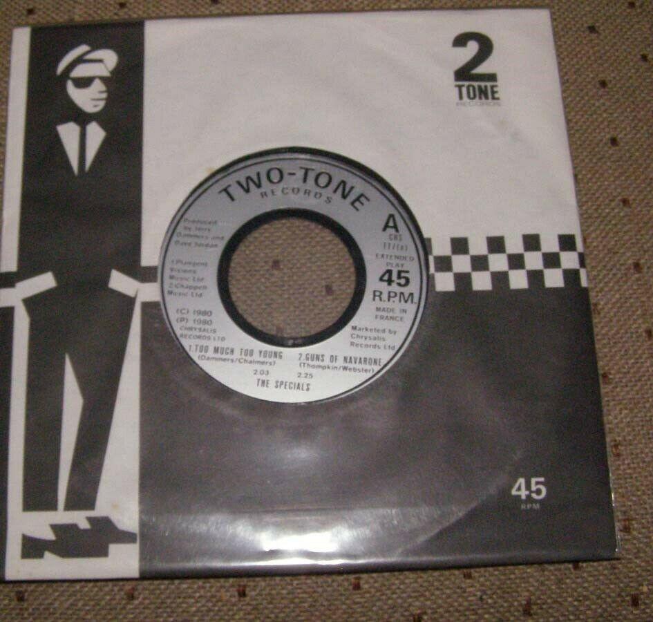 Primary image for 2 tone The Specials 5 song EP UK