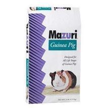 Mazuri Timothy-Based Guinea Pig Diet, 25 lb Bag - $54.64