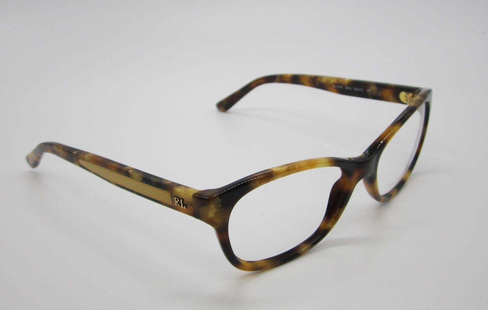 fbb5928e23 Ralph Lauren RL6155 5615 Eyeglasses 52 16 and 50 similar items