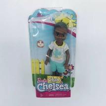 Barbie Club Chelsea African American Boy Doll Darrin Ryan Tommy New - $9.90