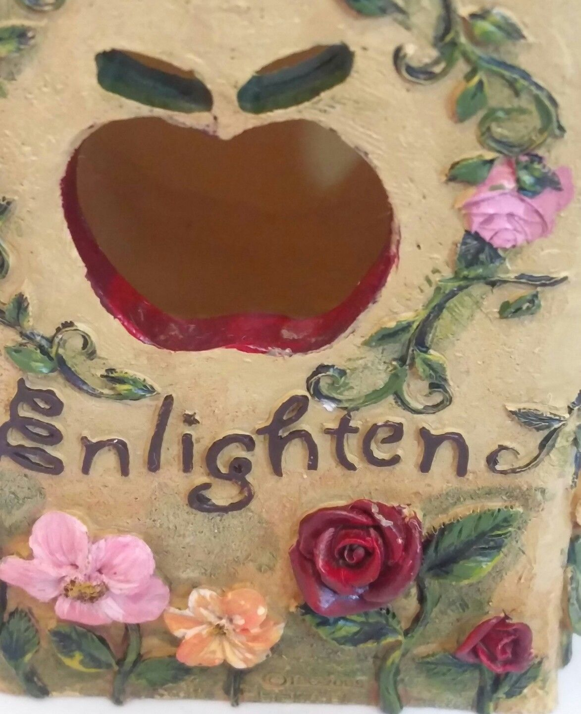 The Bearstone Collection Miss Ann Lighten's Pencil Holder #4016624 Teacher Gift