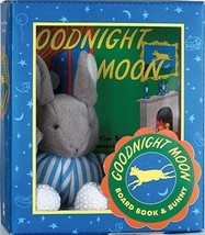Goodnight Moon Board Book & Bunny [Board book] Brown, Margaret Wise and ... - $16.05