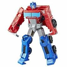 Transformers Authentics Autobot Optimus Prime Action Figure, 4 Inches - $11.90