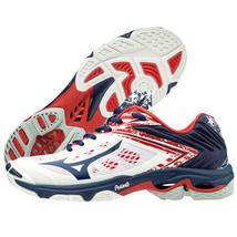 Mizuno Wave Lightning Z5 USA Indoor Shoes Volleyball Badminton Squash V1GC190013 - $131.31