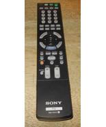 Sony RM-YD017 Remote Control Clean Tested - $27.07