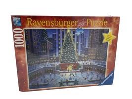 ravensburger puzzle 1000 NYC christmas puzzle - $28.69