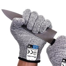 Cut Resistant Gloves Food Grade Level 5 Protection - $12.28+