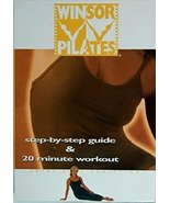 Winsor Pilates Step-by-Step guide & 20 Minute Workout [VHS Tape] - $29.69