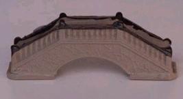 """Ceramic Bridge Figurine 4"""" x 1"""" x 1.5"""" - $4.95"""