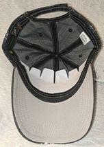 John Deere LP49279 Adjustable Black Stone Wash Denim Leaping Deer Logo image 8