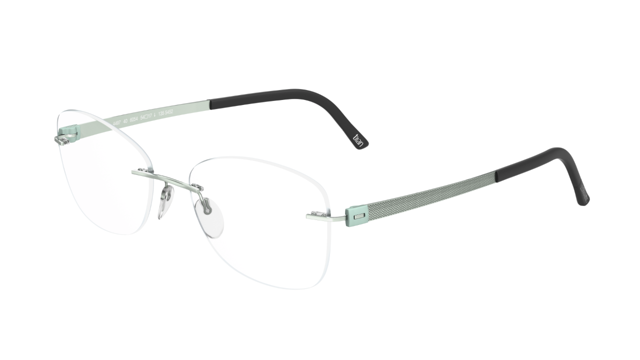 Authentic Silhouette TITAN ACCENT Eyeglasses SIL 5452 Any Color/Size MMM