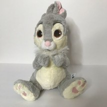 "Disney Thumper From Bambi Plush Bunny Rabbit 13"" Tall Very Soft - $24.63"