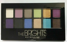 Maybelline Eyes New York Expert Wear Eyeshadow Palette, The Brights NEW! - $8.31