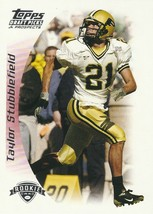 2005 Topps Draft Picks and Prospects #156 Taylor Stubblefield RC  - $0.50