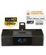 HIDDEN CAMERA CLOCK RADIO | HD 1080P | NIGHT VISION | DVR | 32GB | MADE ... - $649.00