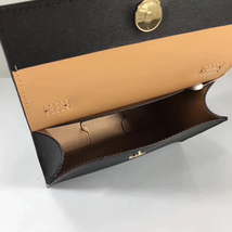 NWT Tory Burch Parker Color Block Small Satchel image 8
