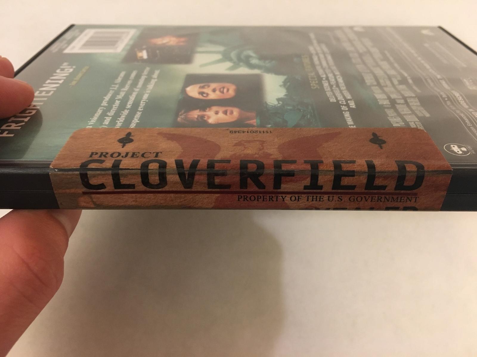 Cloverfield - Still Sealed
