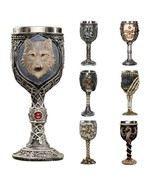 LOULONG® 3d Wolf Goblet Dragon Mug Stainless Steel Beer Cup Game Of Thrones - $22.92