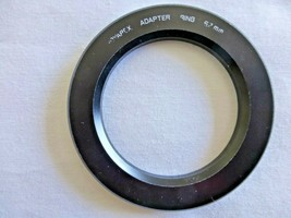 Hoya Genuine Hoyarex Adapter Ring 52mm for Hoyarex Holder Used Bin # H52u - $9.46