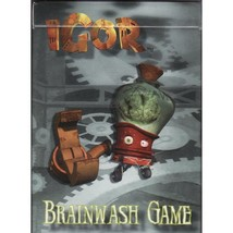 "IGOR Movie ""Brainwash Game"" Card Game 2008  - $4.94"