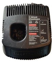 Craftsman 1425301 7.2V 24V 1 Hour Fast Battery Charger & 130279005 Battery - $33.66