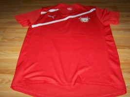 Men's Size Large Puma Soccer Legends #9 Alexander Frei Switzerland Soccer Jersey - $24.00