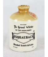 Vintage Usquaebach Blended Scotch Whiskey Jug Advertising Collectible 3-... - $16.82