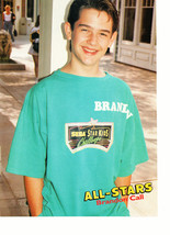 Kris Kross Brandon Call teen magazine pinup clipping Sega Star Kids Challenge