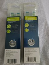 Philips Sonicare HX6062/65 Replacement Toothbrush Heads - 2 packs of 2 -... - $16.82