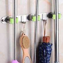 MICOE broom holder wall mount and gardening tool wall hanging tweezers o... - $17.06