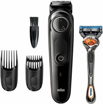 Braun Clipper Of Beard BT5242, Machine And Hair Clippers - $307.83