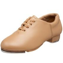 Capezio Toddler/Little Kid Fluid CG17C Tap Shoe,Caramel,10.5 W US Little... - $48.36