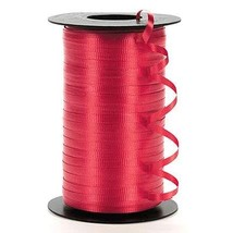 Red Curling Ribbon (1 roll) - $13.13 CAD