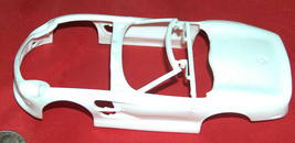 2004 Revell 1/25 Kit 2534 Shelby Series 1 Skill 2 OEM Replacement Car Body Frame - $15.13