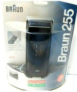 Braun 255 Electric Shaver NEW Sealed in original package...see photos - $125.76