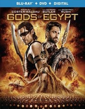 Gods Of Egypt (Blu-ray/DVD/W-Digital) (Eng W/Span-Sub)