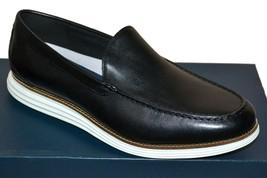 Cole Haan Men's Øriginal Grand Vinetian Slip On Loafer Black  Shoes Sz U... - $147.51