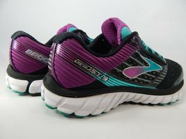 Brooks Ghost 9 Size US 10 M (B) EU 42 Women's Running Shoes Black 1202251B092 image 5