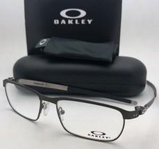 New OAKLEY Eyeglasses TINCUP OX3184-0254 54-17 135 Powder Pewter Frames - $269.95