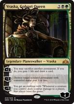 MTG Vraska, Golgari Queen Guilds of Ravnica MYTHIC RARE Magic the Gather... - $13.60