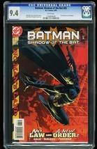 BATMAN: SHADOW OF THE BAT #83 -CGC 9.4 WHITE -HUNTRESS NEW BATGIRL 11968... - $115.19