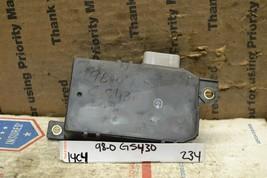 98-04 Lexus GS430 Steering Control Tilt Telescope 8922730011 Module 234-14C4 - $22.94