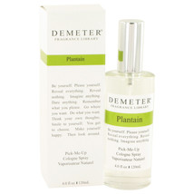 Demeter Plantain Cologne Spray 4 Oz For Women  - $30.78